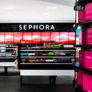 Sephora, Pitt Street Mall – Sydney CBD