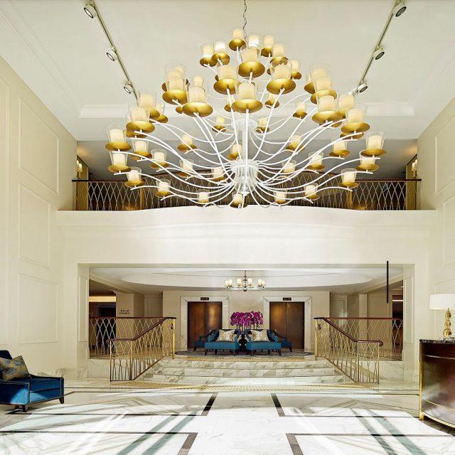 Langham Hotel 2